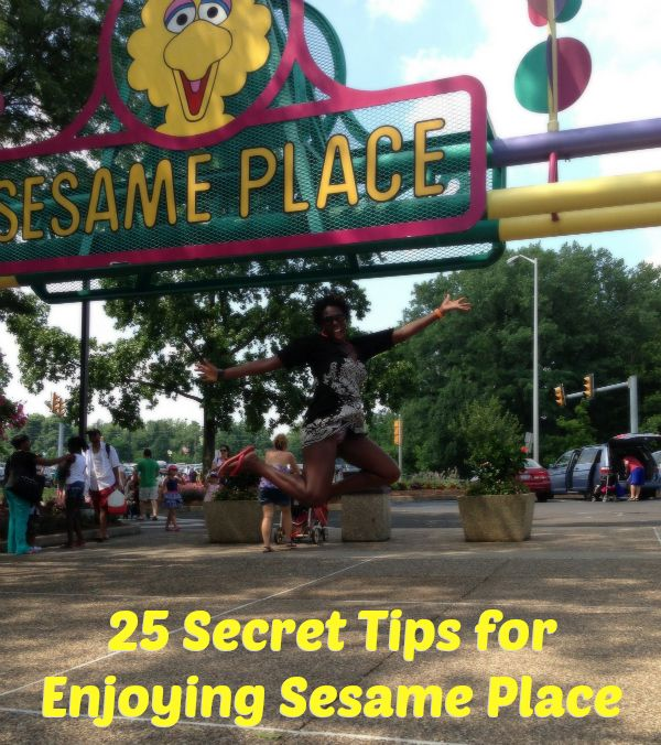 25 Things No One Tells You about @Sesame Place These tips will make it even better! #travel