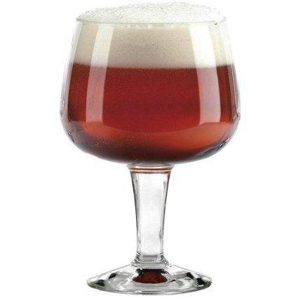 Gusto Biergläser, 15 ml, 430 ml, 6 Stück, Biertulpe Bierglas Bier Kelche Chalices, Cocktail Kelch