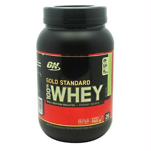 Optimum Nutrition Gold Standard 100% Whey Key Lime Pie