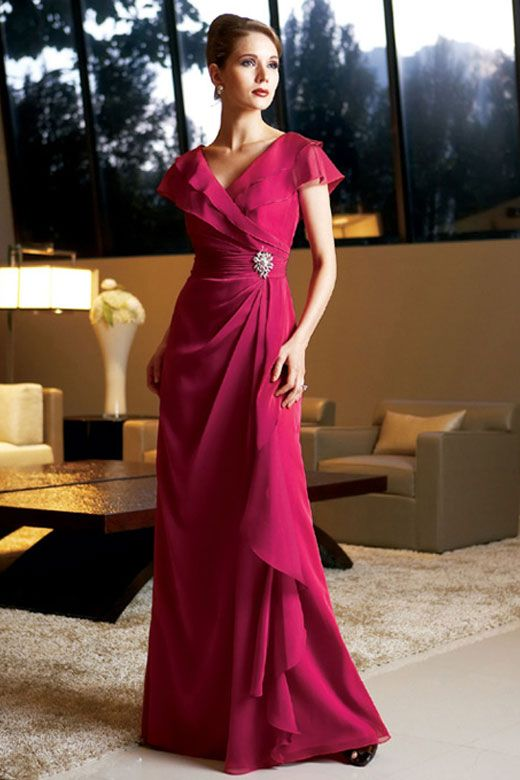 37 best Mother of the Bride dresses images on Pinterest | Bride ...