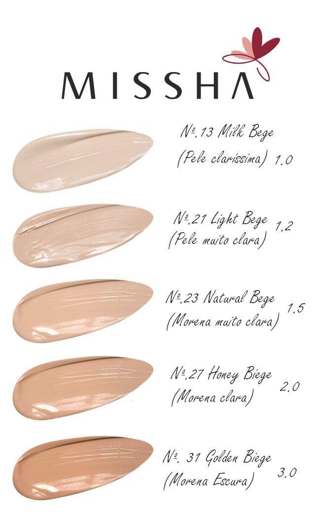Bb Cream Missha M Perfect Cover