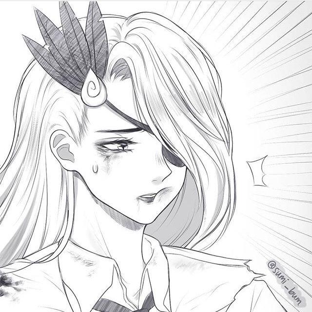 Lesley Harley Mobile Legends Comic 8 10 Gambar Anime Animasi Gambar