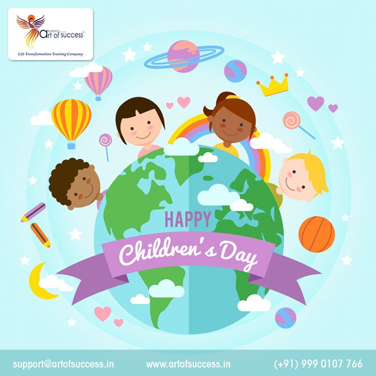 AK Mishra's Art of Success wishes you all Happy Children's Day. Let's join and reinforce our efforts to raise well-rounded children who will rebuild the societies. #SuccessGuruAKMishra   #ArtOfSuccess   #MotivationalSpeaker   #ChildrenDay   #HappyChildrensDay