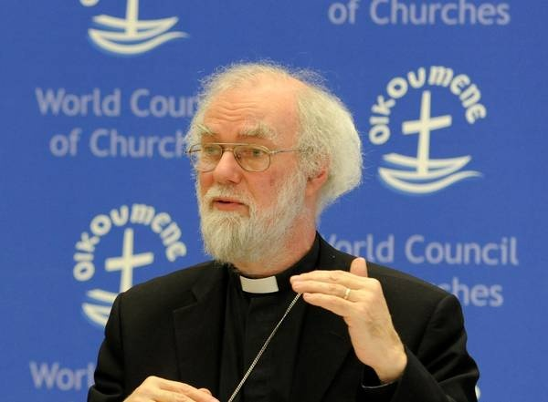 Anglican Journal: Archbishop of Canterbury links human rights to faith