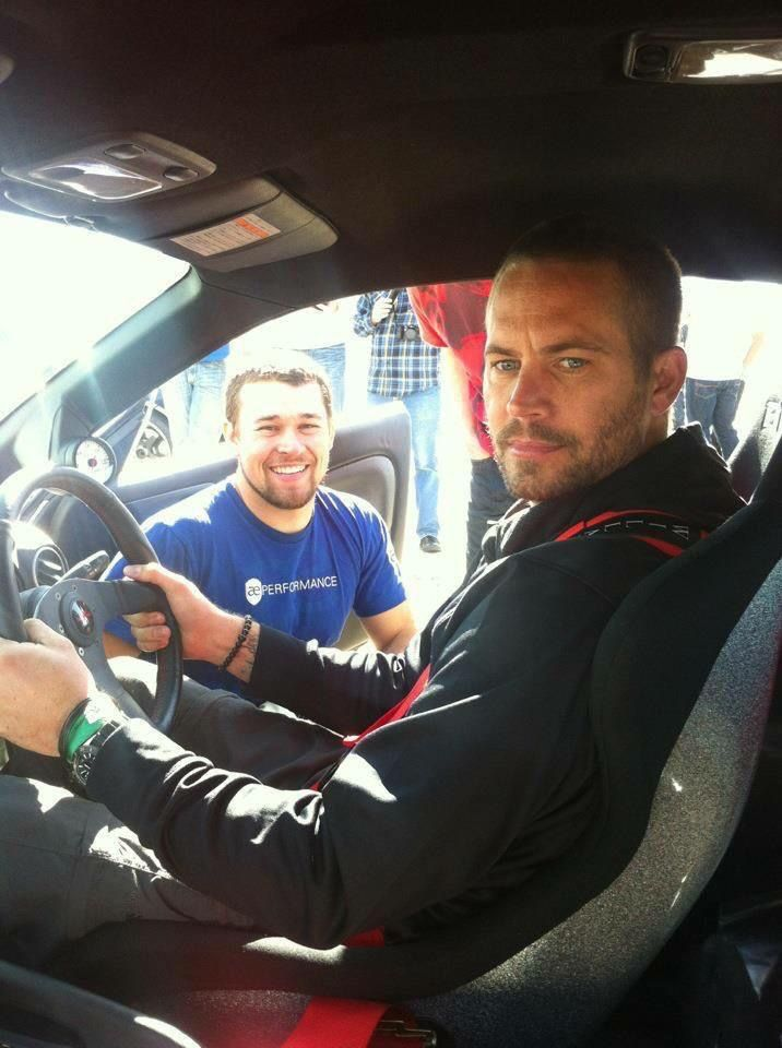 PW is amazing while he can drive.
