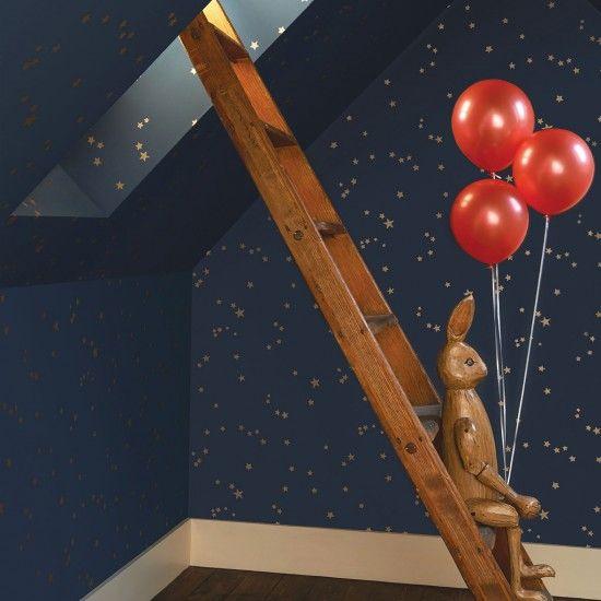 Cole & Son Stars Wallpaper