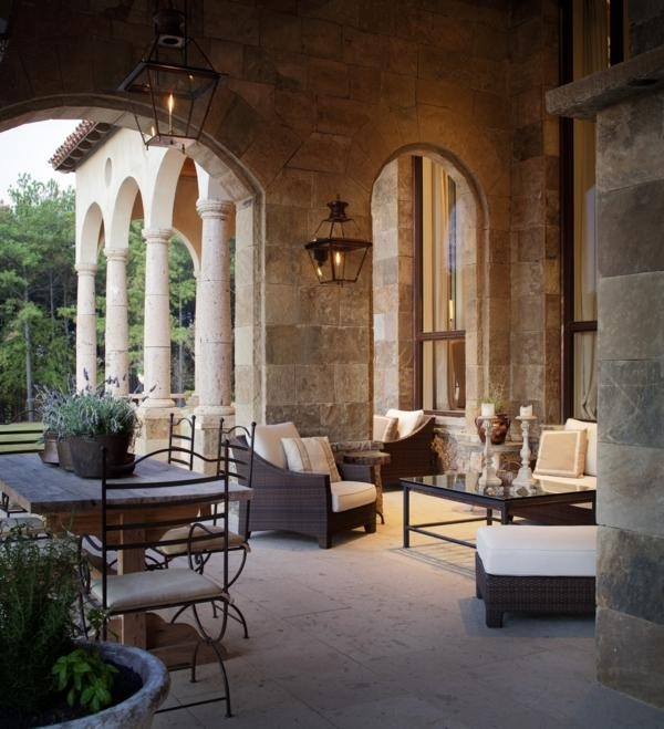Tuscan Villa Style Homes Tuscan Style Homes Designs Ideas: Tuscan Villa Love The Outdoor Furniture In This Rustic