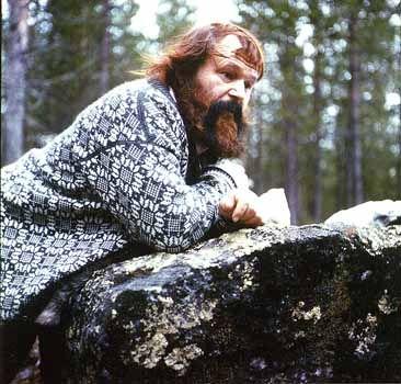 Reidar Särestöniemi 1925-1981  Arjentola. State of everyday life.: Lapin runoilija Reidar Finland