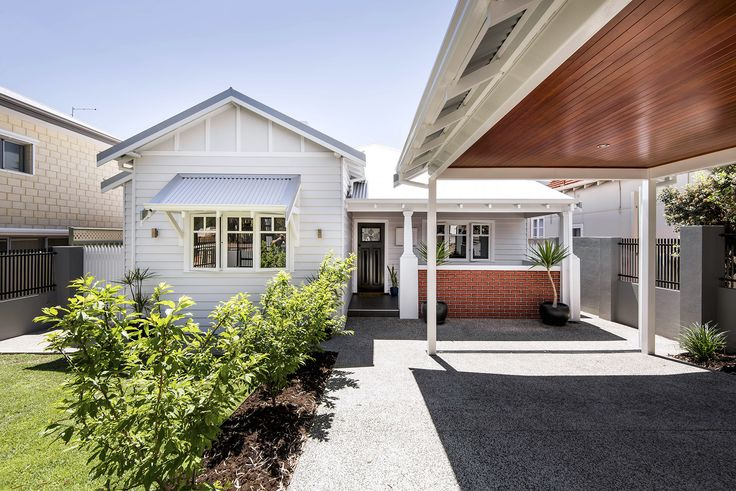 Renovation takes Perth worker's cottage from fibro to fabulous. Photography: Dion Robeson | Story: Australian House & Garden