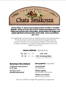 Chata Smakosza Sopot