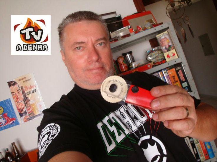 TV A LENHA E O VIAJANTE DO TEMPO: ROTULADORA SYLVALETRA DA SYLVAPEN - ANOS 70 (YEARS...