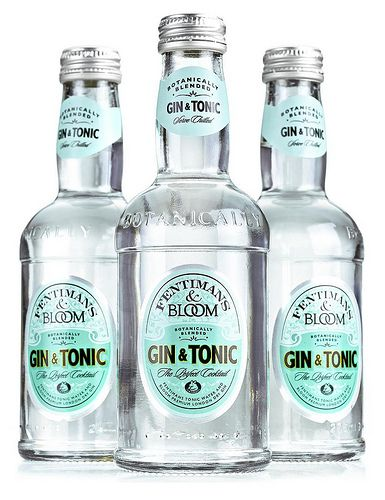 Fentimans & Bloom Gin & Tonic | Flickr - Photo Sharing!
