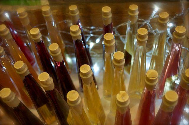 Salt Spring Artisan Vinegar, Salt Spring Island, BC.