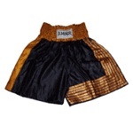 Black Kickboxing Shorts $25.00