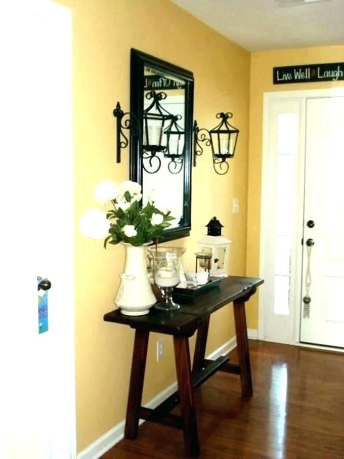 Image Result For Yellow Entryways Entryway Decor Small Foyer Decorating Foyer Design