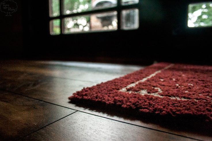 Thinking about putting rugs on hardwood floors? Wondering what type of rugs and pads should be used on wood floors? Here's what I've learned firsthand and from experts.