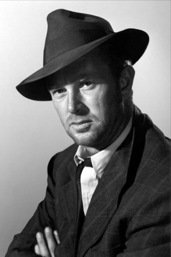Sterling Hayden classic film noir dishevelled detective