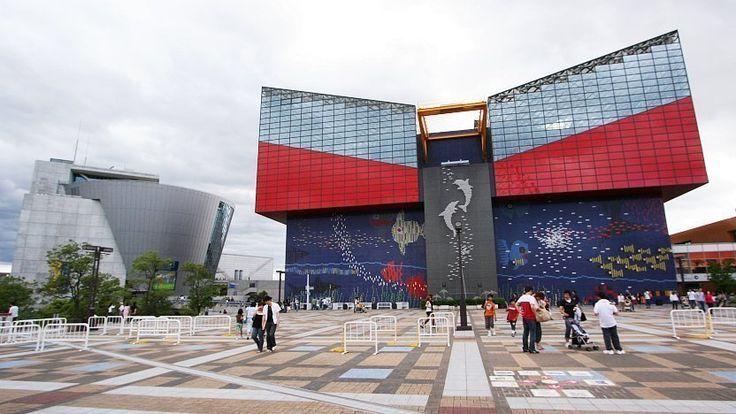 Osaka Travel: Osaka Aquarium Kaiyukan