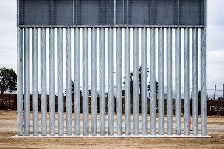 Trump ladra, pero no muerde cuando se trata de México