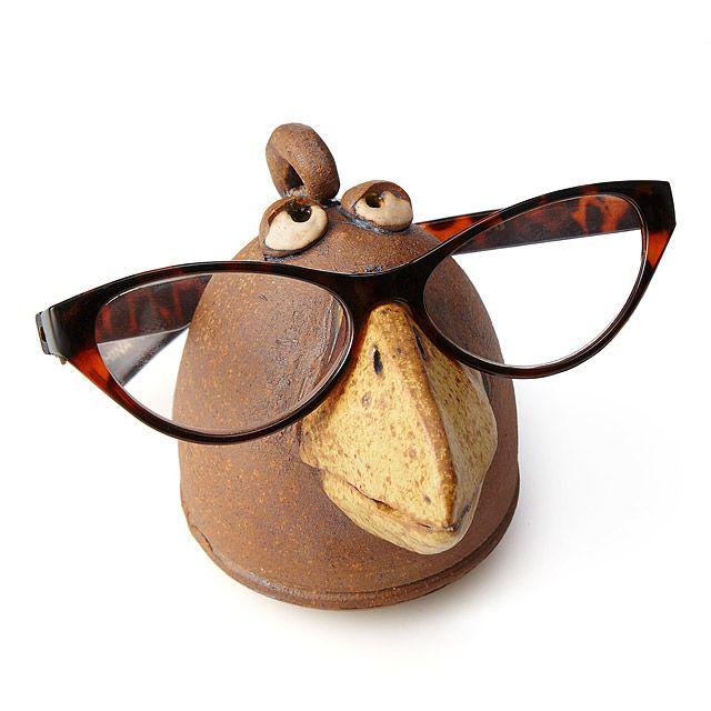 Bird Eyeglasses Holder