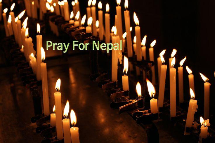 Pray for Nepal  #prayfornepal