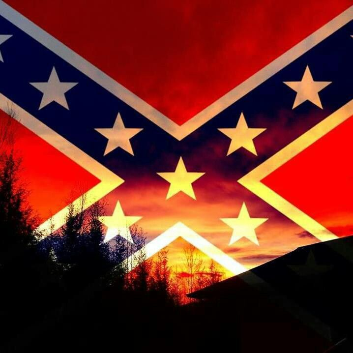 what confederate flag represents