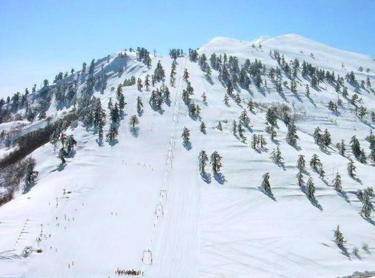 Smixi - Vasilitsa ski centre