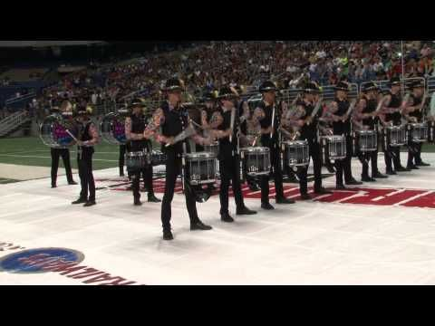 The Crossmen and Jersey Surf squared off in San Antonio. Which Drumline do you think should have won? Filmed July 20th, 2013