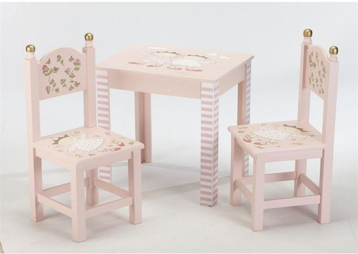 Kindergarten Plus Petite Princess Pink Kids Play Table And Chairs & 25 best Saoirse Table and chairs images on Pinterest | Baby rooms ...
