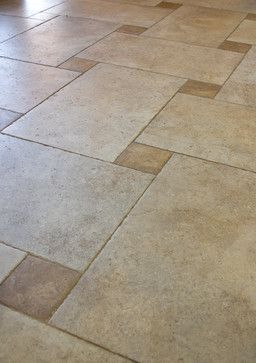 Materia Forte Floor Tiles - Tile Floor Patterns with Sizes - Rustic Flooring - traditional - floor tiles - san francisco - Tileshop