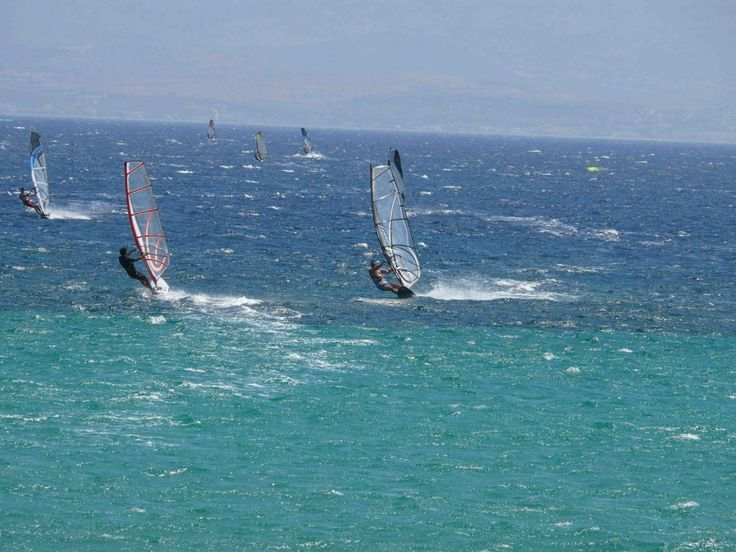 Paros Island - Among the World's Best Windsurfing Locations in Greece...like no other! #greece