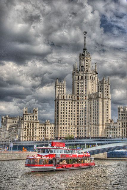 Moscow University, Russia