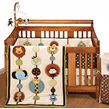 Looking for bedding that doesn't detract from our plans for the walls!