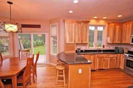 1000 images about house addition on pinterest kitchens for Kitchen designs with peninsulas