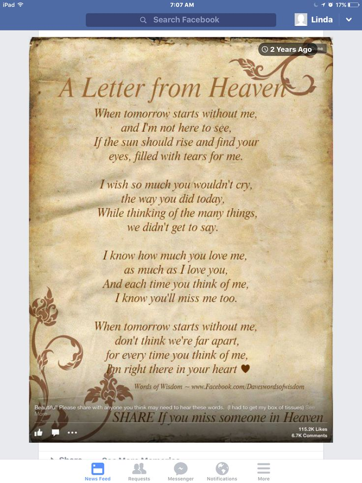 letter about missing someone best 25 letter from heaven ideas on in 19380 | f0e2d2c8ea3f2d0ce83bb6923b1edf86 letter from heaven missing someone