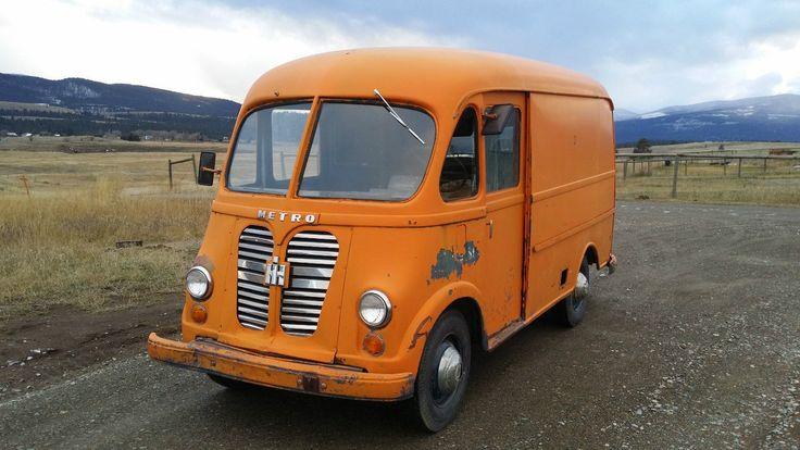 1963 international harvester other metro van ebay vintage step vans pinterest other. Black Bedroom Furniture Sets. Home Design Ideas