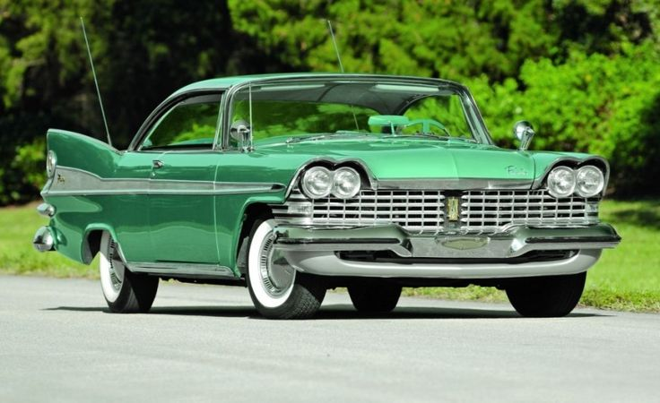 Photo Courtesy: Richard Lentinello Sport Fury Sensation - 1959 Plymouth Sport Fury