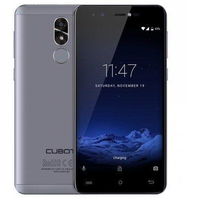 CUBOT R9 16GB ROM 2GB RAM 3G Smartphone EU PLUG – BLUE