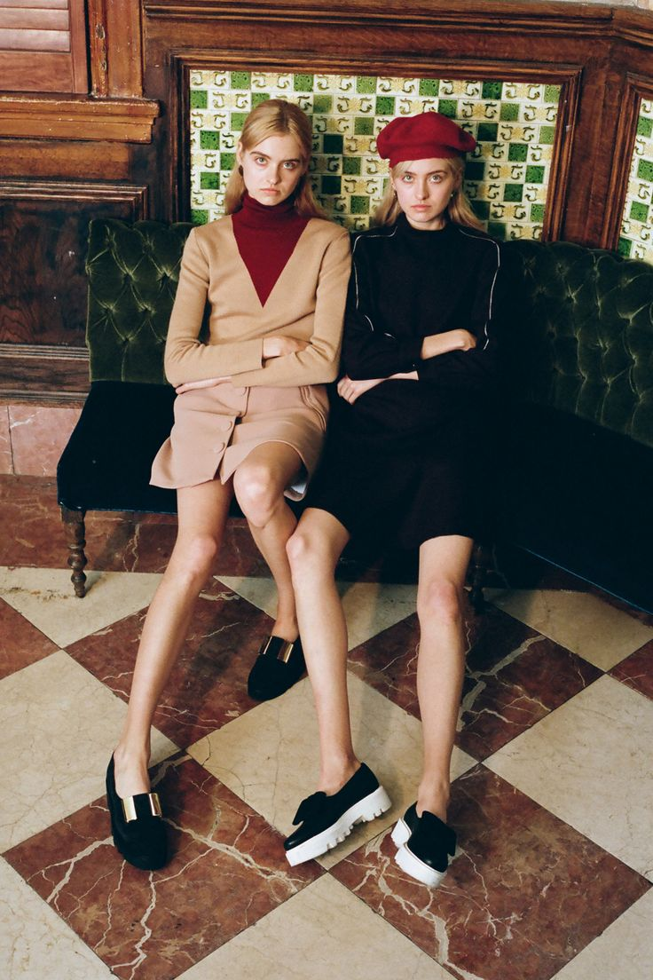 Timo Weiland Fall 2016 Ready-to-Wear Fashion Show