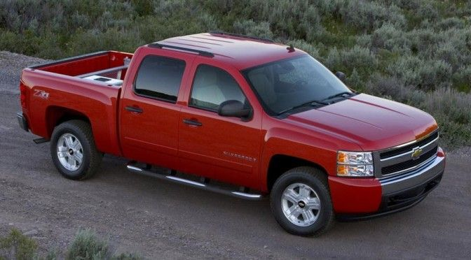 2007 chevrolet silverado 1500 transmission problems
