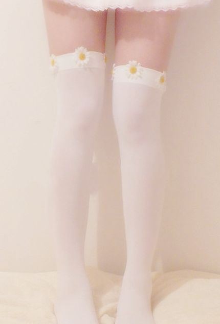 daisy thigh highs <3