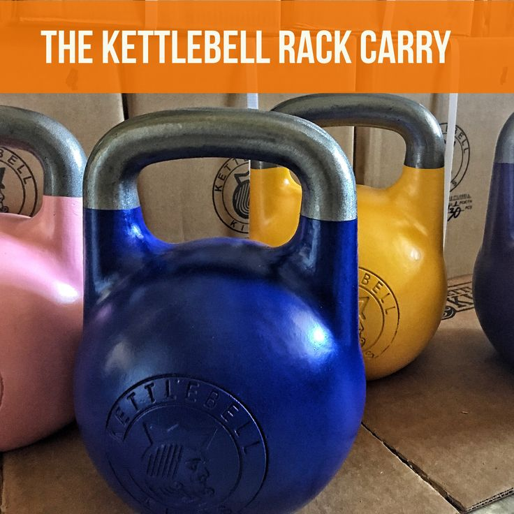 Check out the awesome Kettlebell Rack Carry to work your core: https://www.kettlebellkings.com/kettlebell-rack-carry/