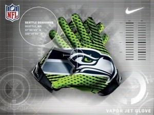 Date set for reveal of new Seahawks uniforms by Nike...3/22/12