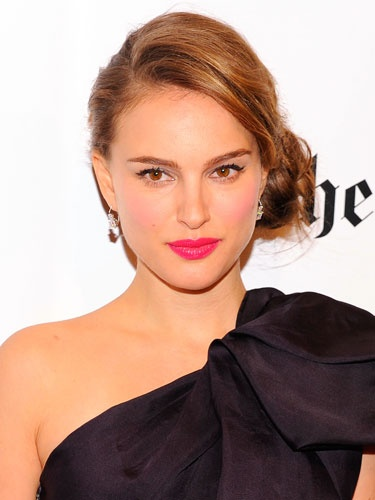 The Best Celebrity Hair Buns | InStyle.com