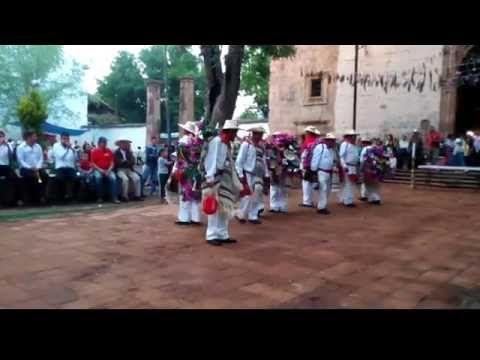 CORPUS 2016 QUIROGA MICHOACÁN - YouTube