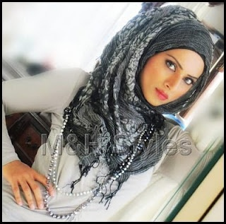 Saman's Makeup N Hijab Styles