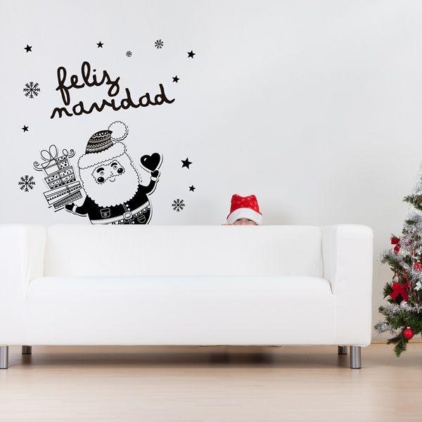 Vinilos Decoracion Navidad ~ + images about Vinilos Decorativos de Navidad on Pinterest  Navidad