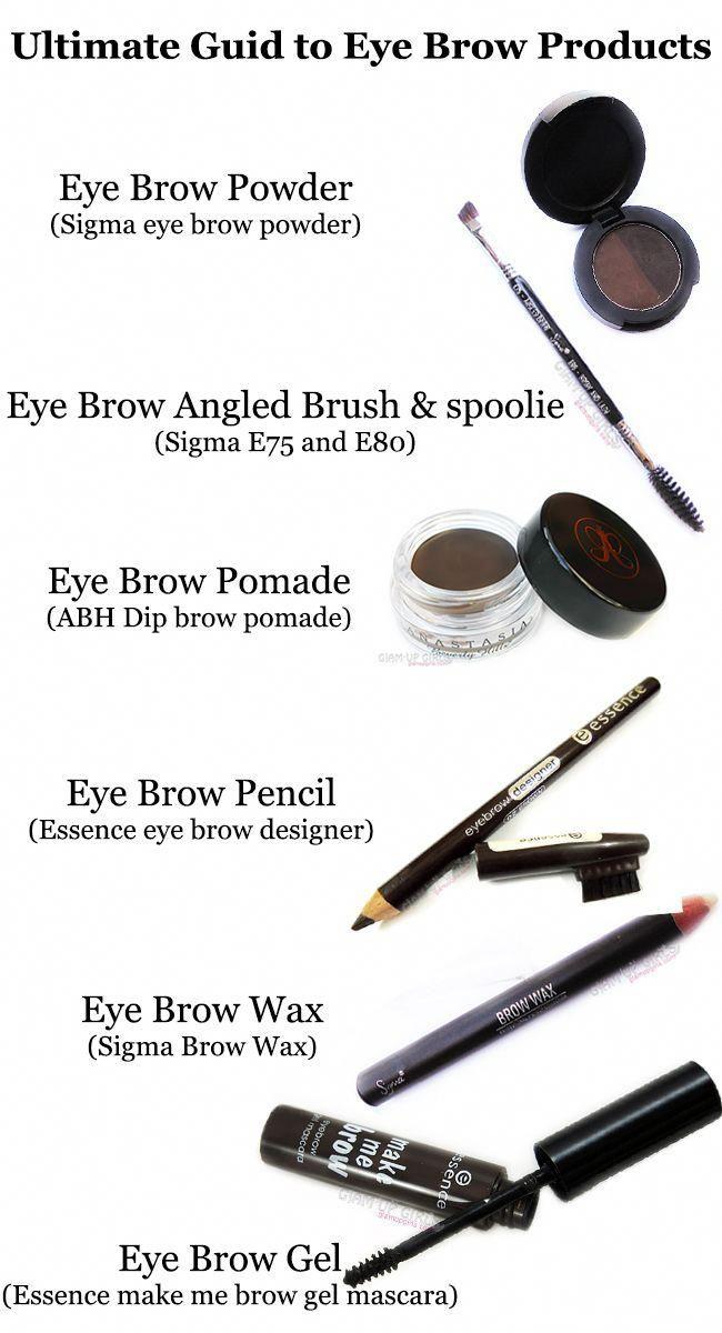 The Best Urban Decay Eye Makeup Urbandecayeyemakeup Eyebrow Makeup Products Best Eyebrow Products Eyebrow Makeup