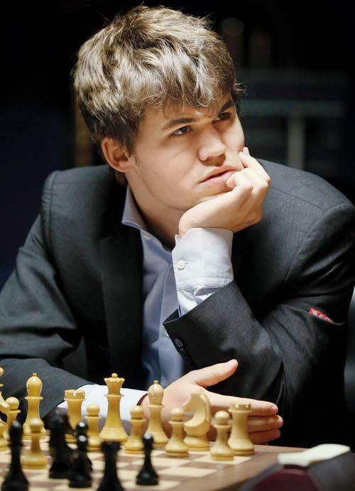 Magnus Carlsen http://www.chessgames.com/perl/chessgame?gid=1272702