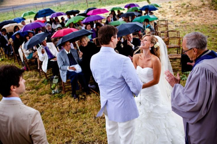 5 Tips for Preparing for Unexpected Weather on your Wedding Day! by Jenny Cox Holman  http://idoyall.com/jenny-cox-holman-writer/weekly-wedding-tips-5-tips-for-preparing-for-unexpected-weather-on-your-wedding-day/